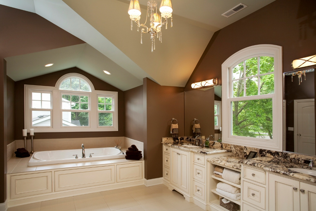 Lellbach Builders Distinctive Renovations For Your Home - Bathroom remodeling aurora