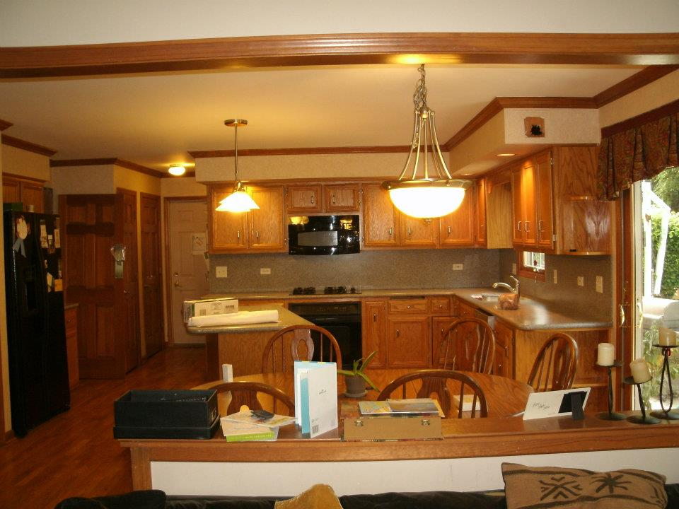 kitchen remodeling before photo