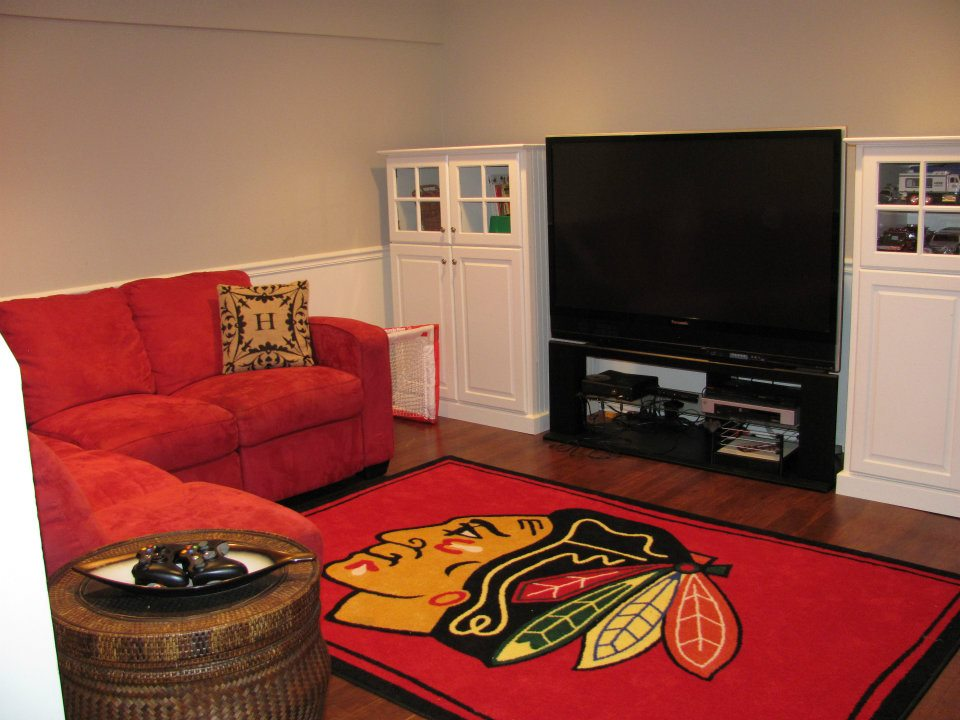 home remodeling - basement remodel
