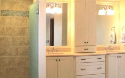 Naperville Bathroom Remodel Creates Spa-like Retreat