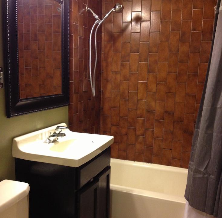 Wheaton bathroom remodel - before