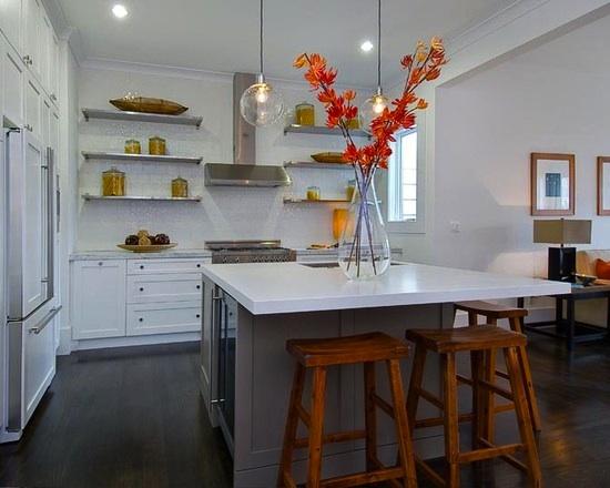 Inviting Transitional Kitchen