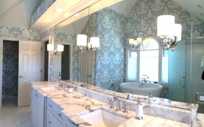 Bathroom Remodel Brings Relaxation & Style