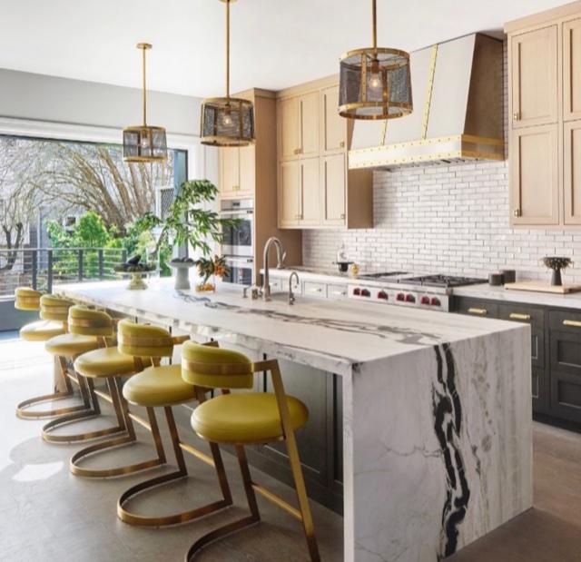 kitchen remodeling trends color
