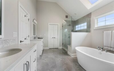 Before & After – Ideas for Master Bathroom Remodel