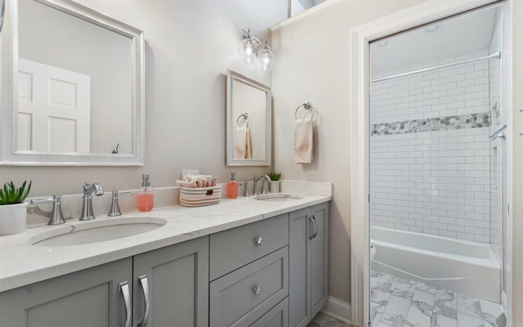 Hall Bath Remodel – Space for Sisters